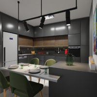 Kitchen Model A