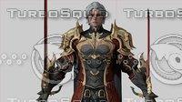 Knight Templar HQ 3D