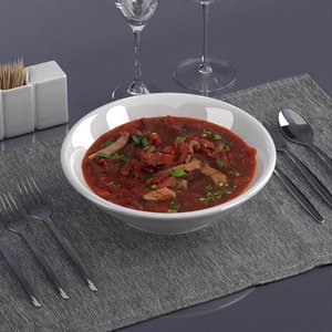 scanned food 3D