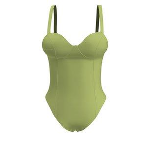 marvelous designer swimsuit model