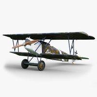 Fokker DVII GameReady