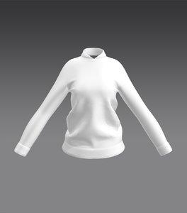 zpac jacket 3D model