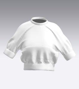 3D marvelous designer pocket clothes model