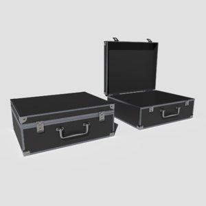 pbr leather case 3D model