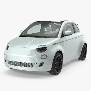 ev cabriolet cabrio 3D