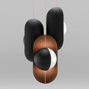 3D design lights model