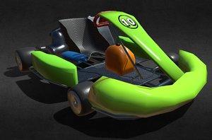 3D kart 125cc