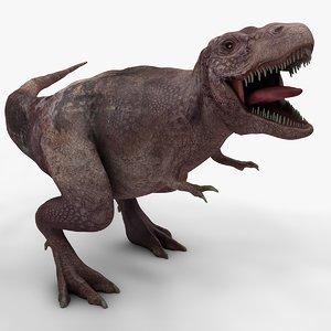 rex l985 animate 3D model