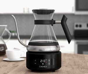 3D chemex electric kettle