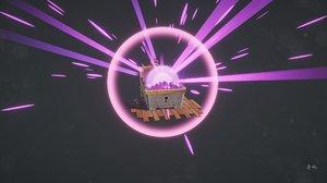 unity treasure chest loot 3D model