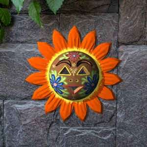 mexican handicraft sun 3D model