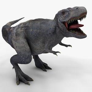 rex l989 animate 3D model