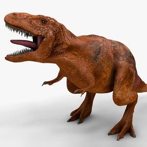 rex l992 animate model