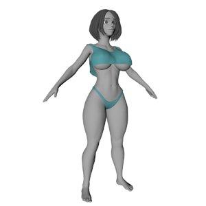 3D retopology blender
