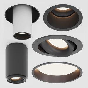 3D deltalight delta light model