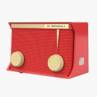 Motorola Retro Radio
