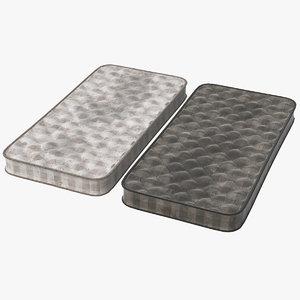 pbr mattress model