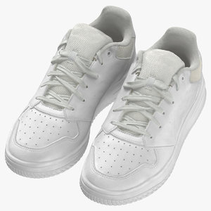male sneakers white 01 model