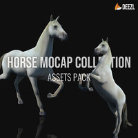 Horse Mocap Collection