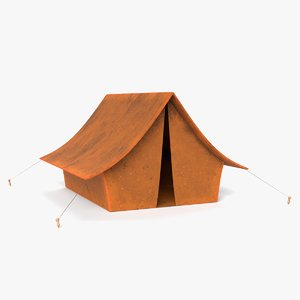 camping tent model