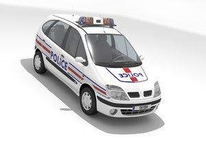scenic police model