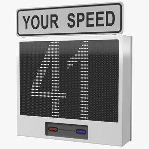3D decatur electronics modular speed model