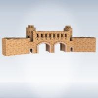 Mascut Gate