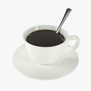 3D coffee cup type2