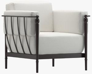 chair 178 3D model