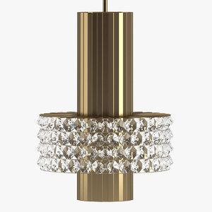 chandelier 11 3D model