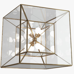 3D model chandelier 13
