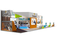 Booth Exhibition Stand a329