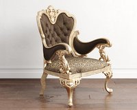 Calenas Art Deco Koltuk Takimi Chair