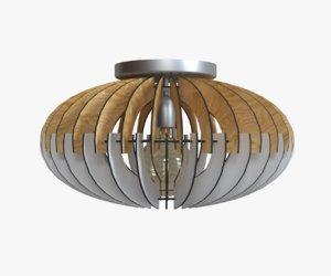 3D chandelier sotos