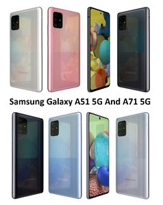 samsung galaxy a51 5g model