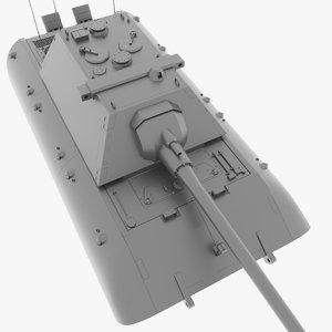 3D 12 8 cm tank