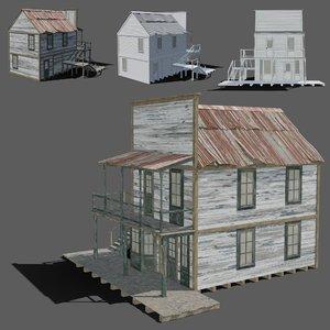wester house west 3D