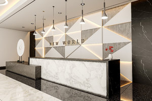 3D contemporary luxury
