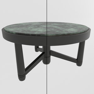 table jade 2 sets 3D