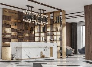 room architecture 3D