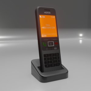 3D phone telephone technology