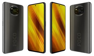 xiaomi poco x3 shadow model