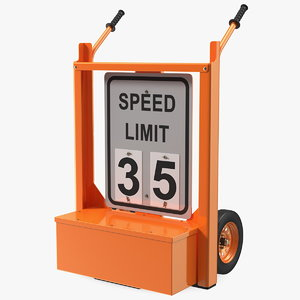 speed display dolly 3D