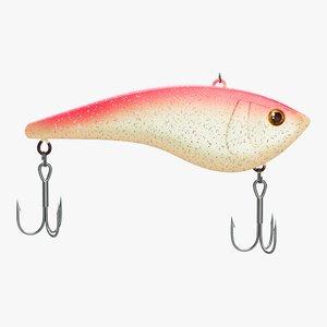 fish rattle 3D model