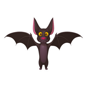 bat cartoon 3D