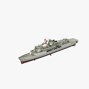 meko 200 tn frigate 3D