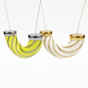 necklace twist 3D model