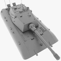 E-100 15 cm Super Heavy Tank