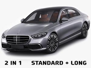 s swb lwb 3D model