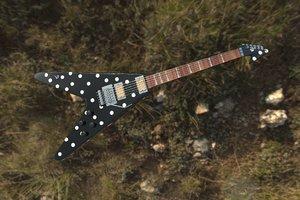 guitar v model